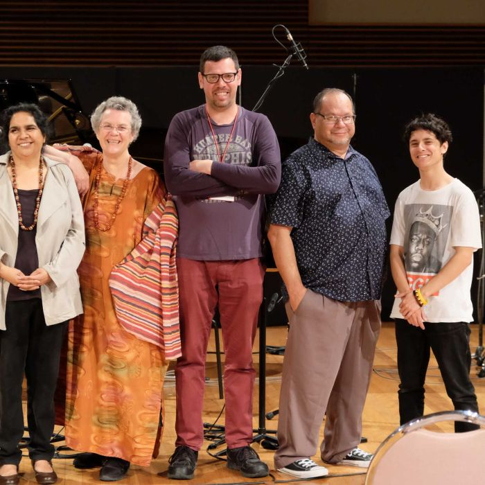 Ngarra Burria: First Peoples' Composers